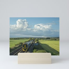 Brean Sprinter Mini Art Print