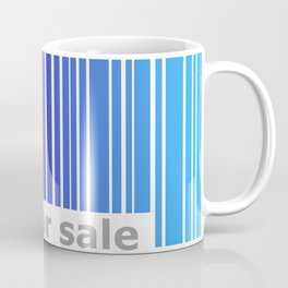 Not For Sale Barcode - Blues Coffee Mug