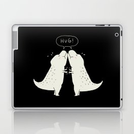 Hug Laptop & iPad Skin