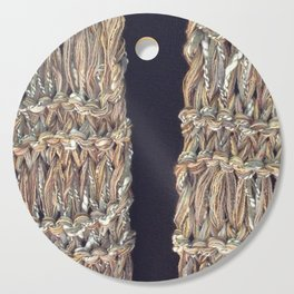 Knitter 4 Cutting Board