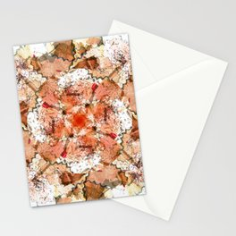 kaleidoscope - Pencil Sharpenings Stationery Cards
