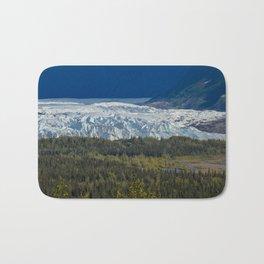 Matanuska_Glacier, Alaska - Summer Bath Mat