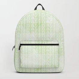tina tina tina Backpack