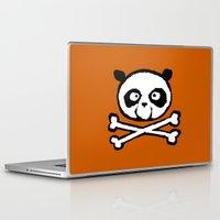 logo Laptop & iPad Skins featuring Logo by Bouletcorp