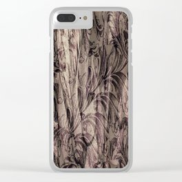 Epona -Celtic Clear iPhone Case