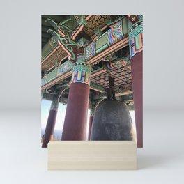San Pedro  Mini Art Print