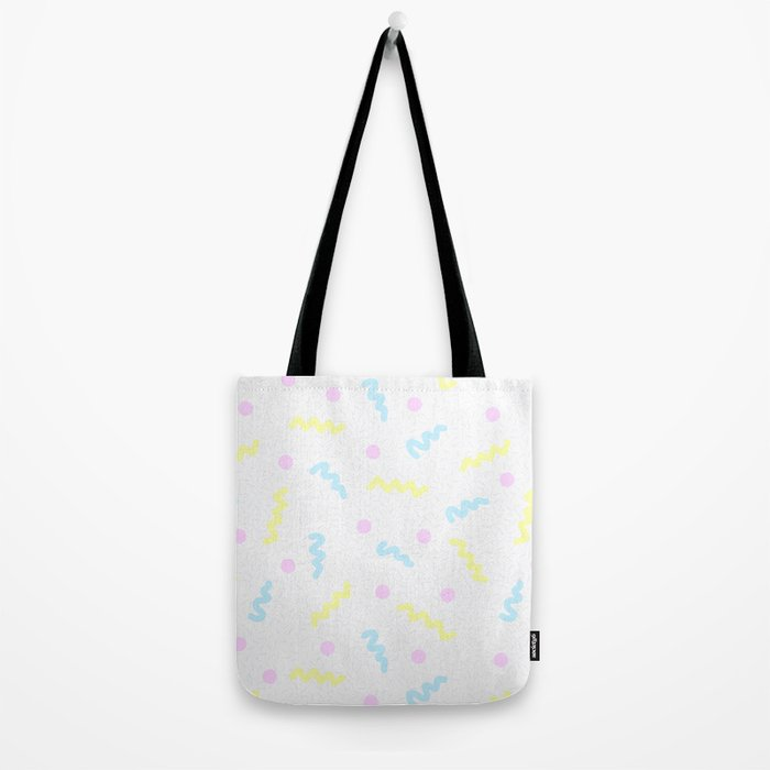 Lucy scribbles Tote Bag