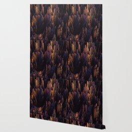 Colourful Pillars Wallpaper
