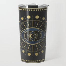 The Third Eye or The Sixth Chakra Travel Mug