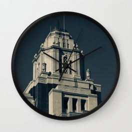 DAY FOR NIGHT Wall Clock