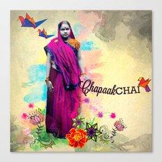 Chapaak Chai Canvas Print