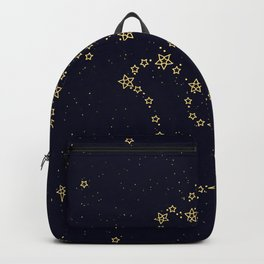 Hamsa Constellation Backpack