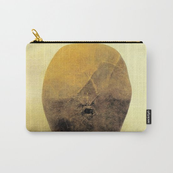 Kissing The Stone Carry-All Pouch