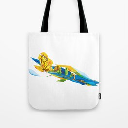 Learn for Changes Tote Bag