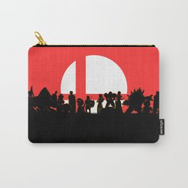 Super Smash Bros Ultimate Fanart Carry-All Pouch