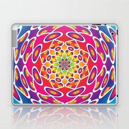 Particle Mandala Laptop & iPad Skin