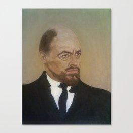Michael Bryant As Lenin Canvas Print