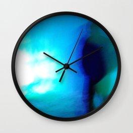 Ice Walker Wall Clock