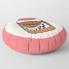 Peanut Butter Lover Floor Pillow