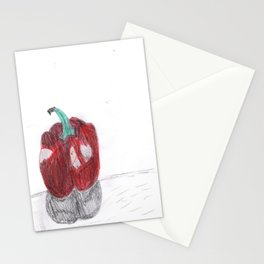 Pepper Express Stationery Cards