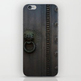 Dark Entry  iPhone Skin