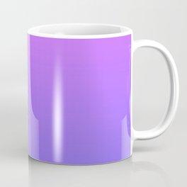Violet and Blue Gradient Coffee Mug