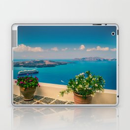 Santorini i Laptop & iPad Skin