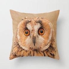 OWLIFY Throw Pillow
