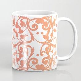 Watermelon Lace Coffee Mug