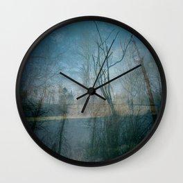 backyard Wall Clock