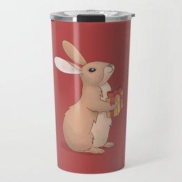 Gift Bunny Travel Mug