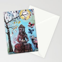On Becoming True Stationery Cards