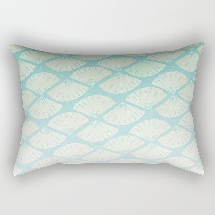 Wind Pattern Rectangular Pillow