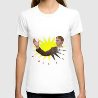 dwight schrute T-shirts featuring Dwight Schrute  |  The Office by Silvio Ledbetter