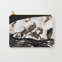 Traveller girl Carry-All Pouch