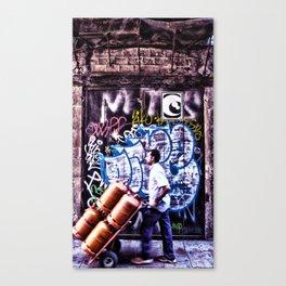 M I ( o ) S  Canvas Print