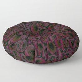 Pink Coffee Floor Pillow