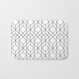 Art Deco Geometry 5 Bath Mat