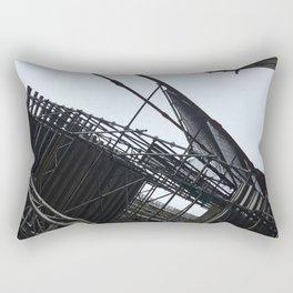 Downtown Montréal Rectangular Pillow