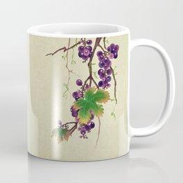 Minhwa : Grapevine Type B (Korean traditional/folk art) Coffee Mug