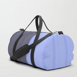 Pattern bluish Duffle Bag