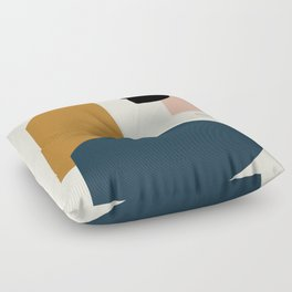 Shape study #1 - Lola Collection Floor Pillow