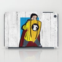 dungeons and dragons iPad Cases featuring DUNGEONS & DRAGONS - ERIC by Zorio