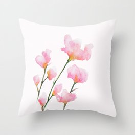 You're My Special Flower Throw Pillow