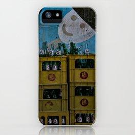 Blue Ruin, Measured Waste iPhone Case