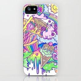 Kawaii Drip iPhone Case