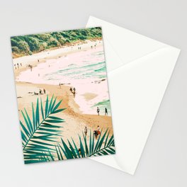 Beach Weekend #digitalart #nature Stationery Cards