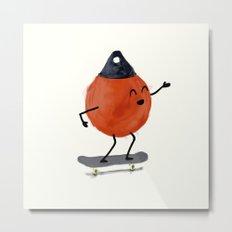 Skater Buoy Metal Print