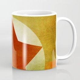 Star Composition VI Coffee Mug