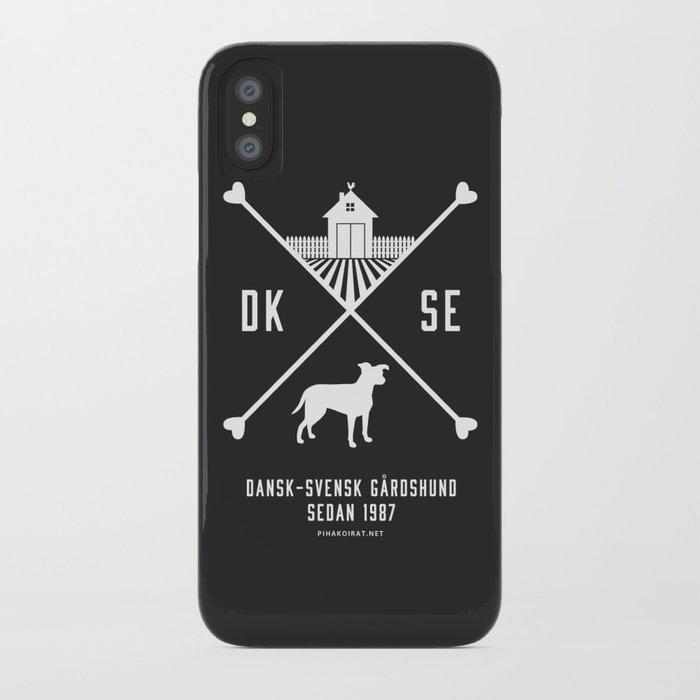 Since 1987 - white iPhone Case